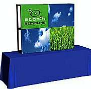 Table top displays portable display system should you buy or rental 5 blueprint tabletop hardware withmural panels create limitless design possibilities with our blueprint display system square tube connector construction malvernweather Choice Image